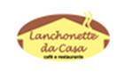 Logomarca Lanchonete da Casa