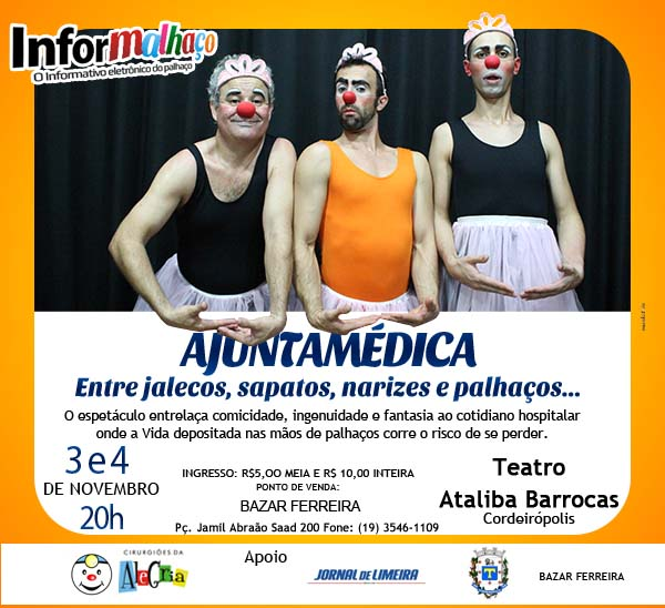 ajuntamédica CORDEIROPOLIS JORNAL DE LIMEIRA