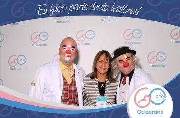 Cirurgiões da Alegria participa da Pueri Expo no stand da Galzerano