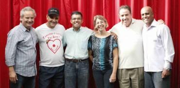 Ilustre Visita dos Doutores Coloridos de Jacareí / SP